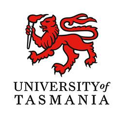 The University of Tasmania logo
