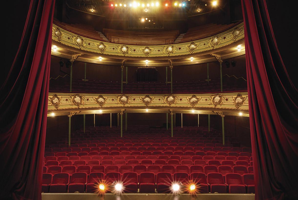 Theatre Royal Interior (photo credit Nick Osborne)